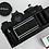 Thumbnail: Nikon FE 35mm SLR film Black camera body + Nikon 50mm lens New Light Seals