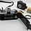 Thumbnail: Minolta X-370 SLR film camera + 50mm 1.7 lens + film and AUTO 128 Flash