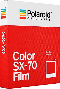 Polaroid SX-70 Color Film