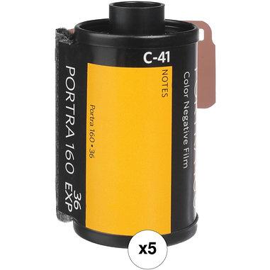 Kodak PORTRA 160 / 36 exp. Color Film