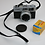 Thumbnail: Mint condition Canon Canonet 28 Rangefinder Film Camera +New Seals
