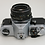 Thumbnail: Pentax MX S.L.R film camera with 50mm/2.0 lens+ New light seals