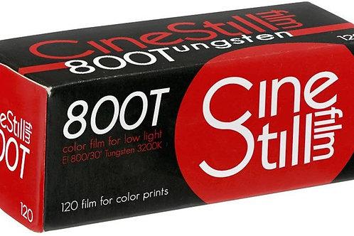 CineStill 800T 120 Tungsten Color Film
