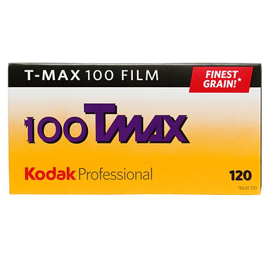 Kodak 100Tmax / 120 BLACK & WHITE FILM