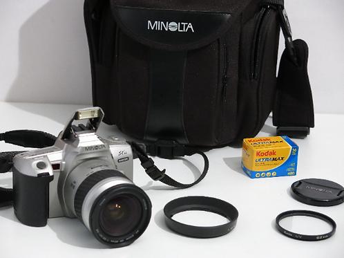 Minolta ST Si MAXXUM camera with 28-80 lens