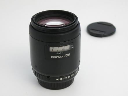 SMCPENTAX- FA 135mm 2.8 IF Auto Focus Digital Fx Full Frame