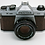 Thumbnail: PENTAX K1000 SE edition Brown Leather + SMC 50mm f 2.0 lens