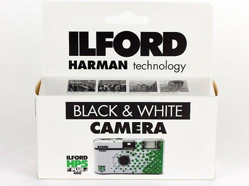 ILFORD HP5 400/27 exp. Black & White Disposibile Camera