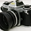 Thumbnail: Mint Nikon FE2 35mm SLR film camera Honey Comb Shutter + Nikon 50mm lens