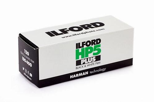 ILFORD HP5 PLUS 400/120 Black & White Film