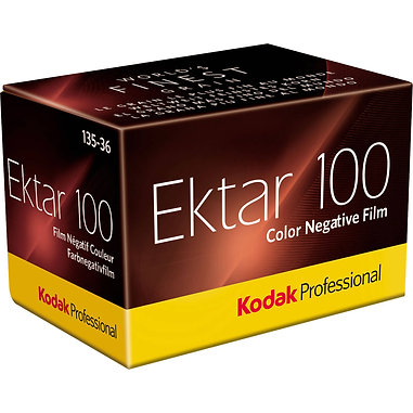 Ektar 100 / 36 exp. Color Negative Film