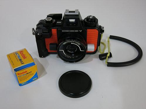 Nikonos V Underwater 35mm SLR Film Camera