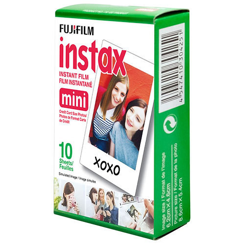 FUJIFILM Instax mini 10 Sheets Instant Film