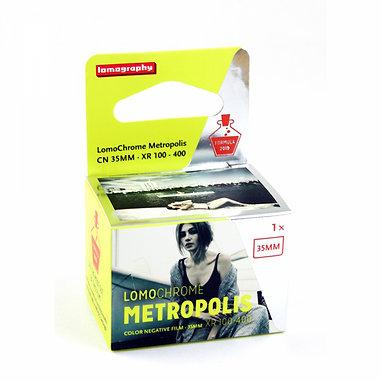 LOMOGRAPHY LOMOCHROME Metropolis XR 100-400 color film