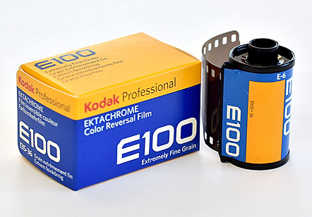 Kodak EKTACHROME E100/ 36 exp. Color Film