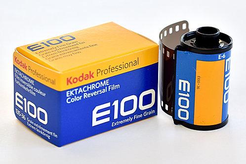 Kodak EKTACHROME E100/ 36 exp. Color Film