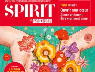 """Le numéro """"Hiver"""" de Spirit"""