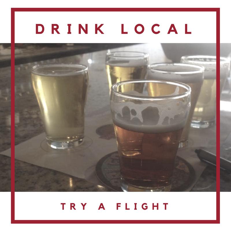 Try a Flight of AR Craft Beer!