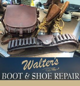 Walter's Boot & Shoe Repair