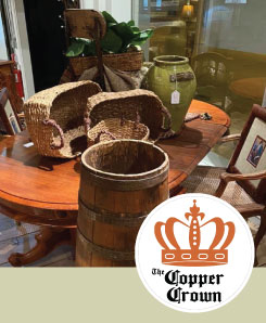 The Copper Crown