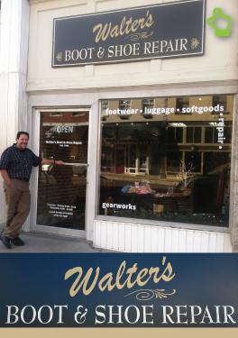 Walter's Boot & Shoe Repair