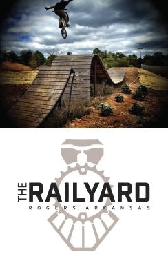 The Railyard Bike Park