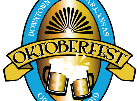 Hoist a Pint at Downtown Rogers Oktoberfest! Get Your Ticket Now! Only 500 Will Be Sold!