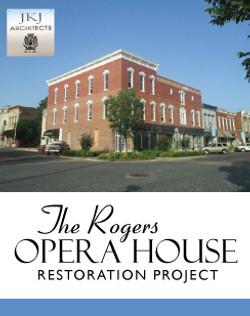 Rogers Opera House