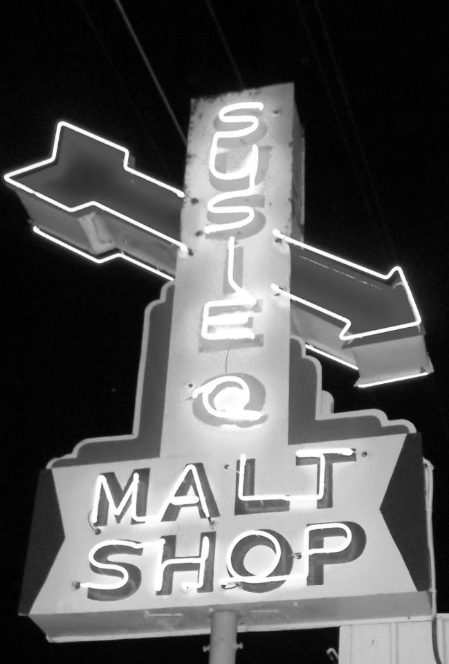 Suzie Q Malt Shop