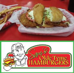 Sam's Old Tyme Hamburgers