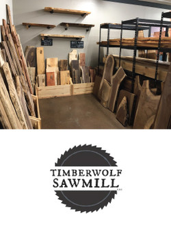 Timberwolf Sawmill