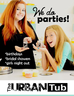 Plan A Scent Parties!