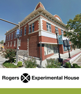 Rogers Experimental House