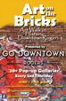 "Downtown Rogers Art on the Bricks  Monthly Art Walk features ""Bigger, Bigger, Biggest!"""
