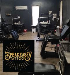 Speakeasy Tattoo & Swing Lounge