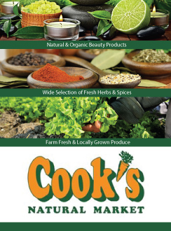 Cook's Natural Food