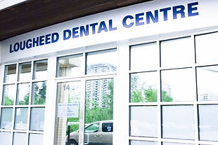 Picture of Lougheed Dental Centre Entrance