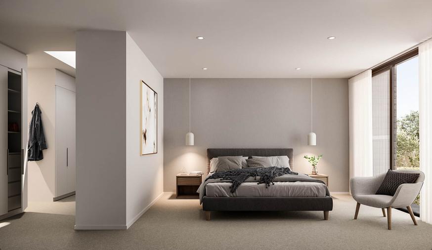 Glencairn+bedroom3d+visualisation+render