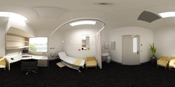 360 VR consult health care hospital