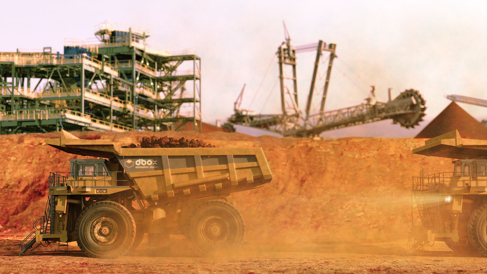 Mining Visualisation Specialist