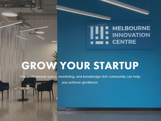 Business relocation to innovative space.