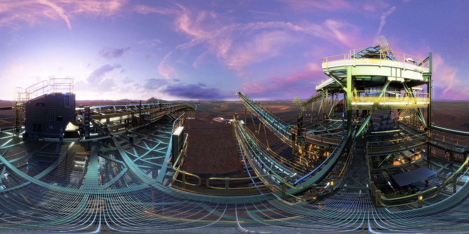 Pilbara Yandi Virtual Reality VR360_2