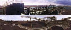 Mining conveyor system RGP5 Yandi