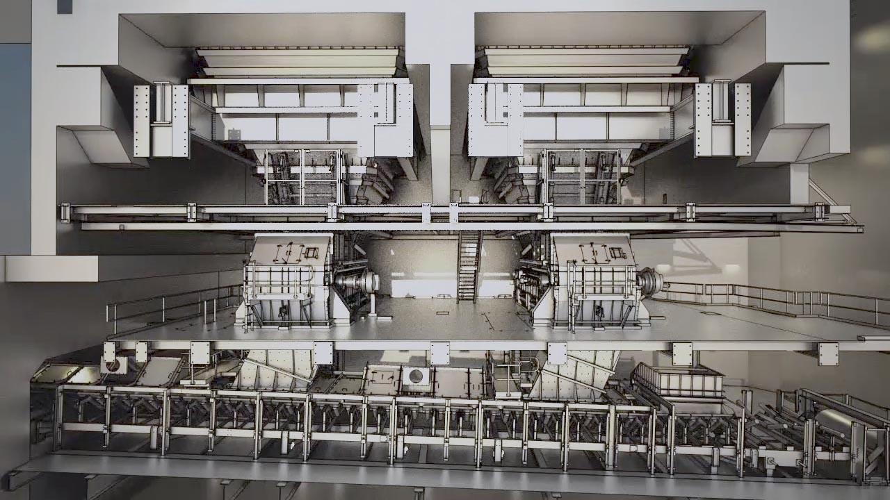 Mayoko Iron Ore Conveyor System