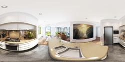 360 Virtual Reality_kitchen Resident