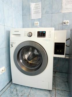 Ландромат стиральная машина с купюроприемником 5