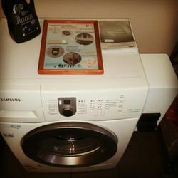 Ландромат стиральная машина с купюроприемником