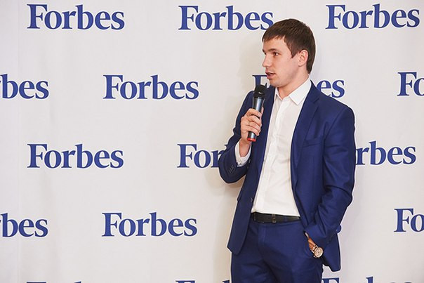 "Stirkatime.ru Полуфиналист конкурса ""Школа молодого миллиардера Forbes 2015"""