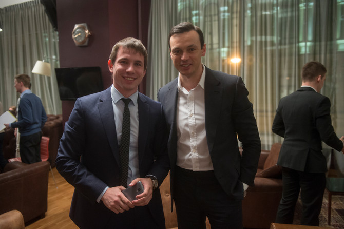 Руководитель Stirkatime.ru - мобильные прачечные полного самообслуживания пообщался с основателем SP