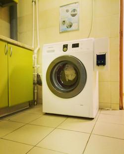 ландромат стиральная машина с купюроприемником в общежитии